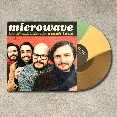 Microwave - Much Love LP / CD (2016)