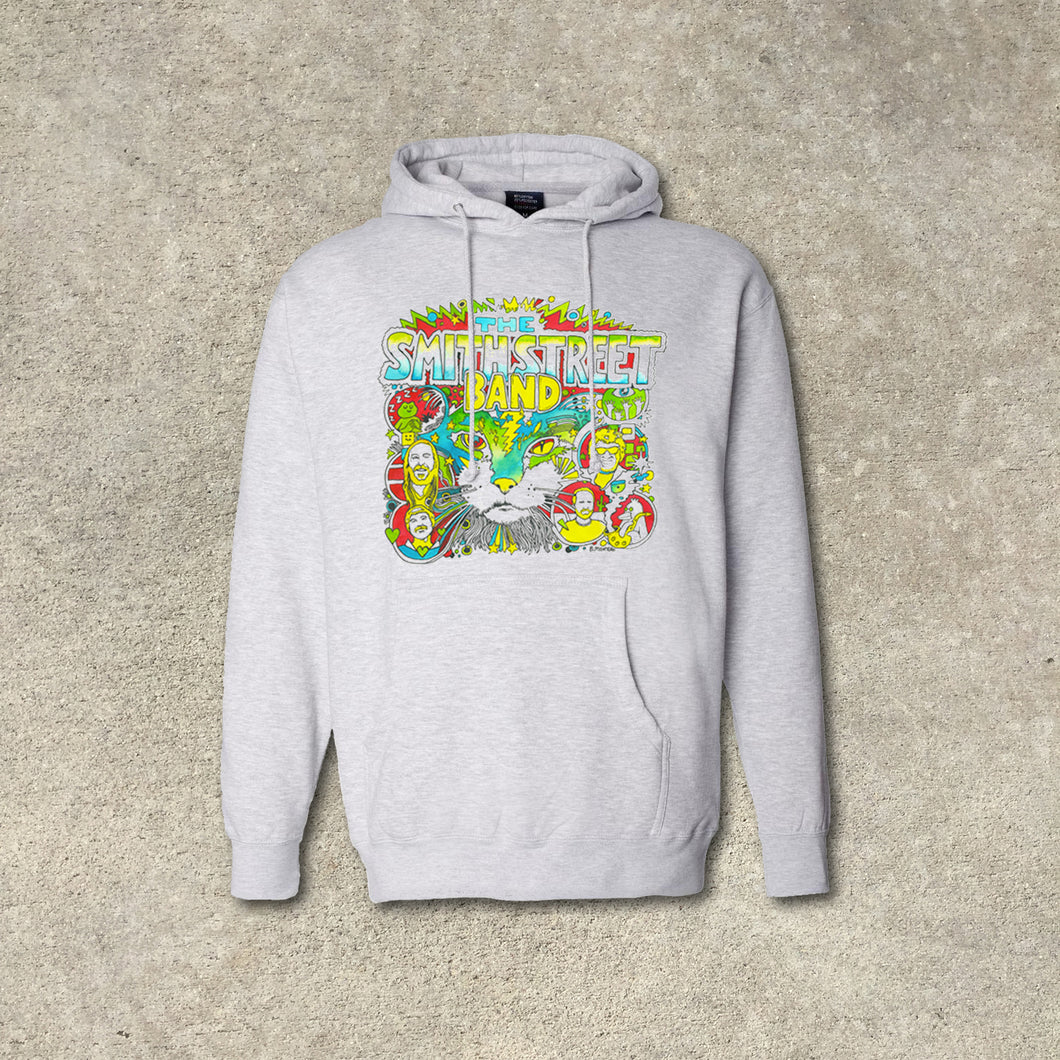 The Smith Street Band - Keyboard Cat Hoodie