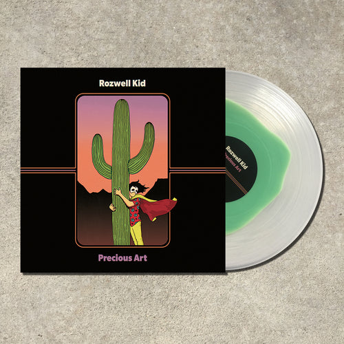 Rozwell Kid - Precious Art LP / CD / Cassette (2017)