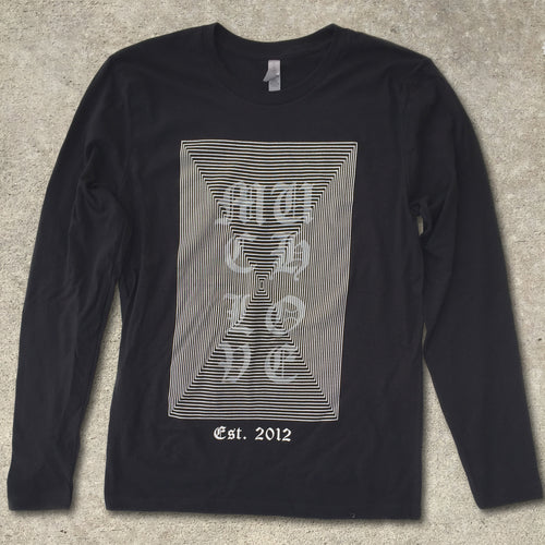 Microwave - Magic Eye Long Sleeve Shirt