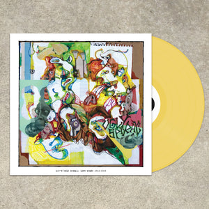 AJJ - Ugly Spiral LP / CD / Digital Download