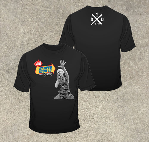 2018 Warped Tour Compilation T-Shirt