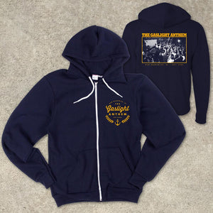 The Gaslight Anthem - The '59 Sound Sessions Zip Hoodie