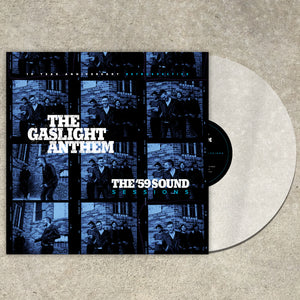 The Gaslight Anthem - The Deluxe '59 Sound Sessions Photobook LP