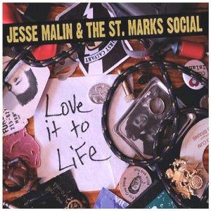 Jesse Malin - Love It To Life CD