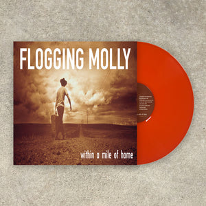 Flogging Molly - Within A Mile Of Home CD / LP (15th Anniversary Edition)