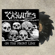 Load image into Gallery viewer, The Casualties - On The Front Line LP