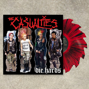 The Casualties - Die Hards Vinyl Repress