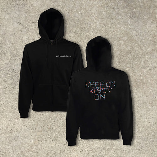 Andy Frasco & The U.N. 'Keep On Keepin' On' Hoodie