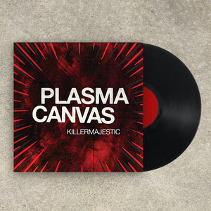 Plasma Canvas 'KILLERMAJESTIC' LP / CD