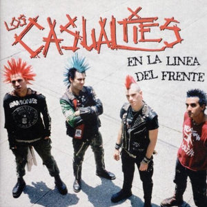 The Casualties - En La Linea Del Frente Digital Download