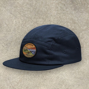 Satsang 'All. Right. Now.' 5-Panel Hat with Montana Design PREORDER