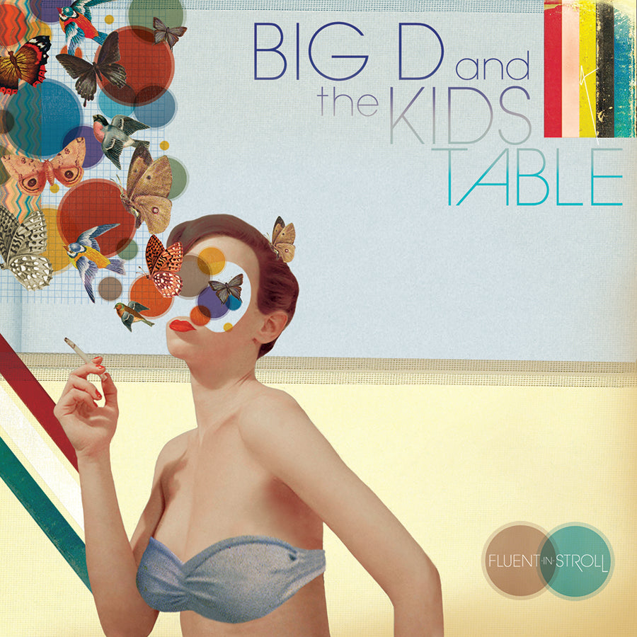 Big D and the Kids Table - Fluent In Stroll Digital Download
