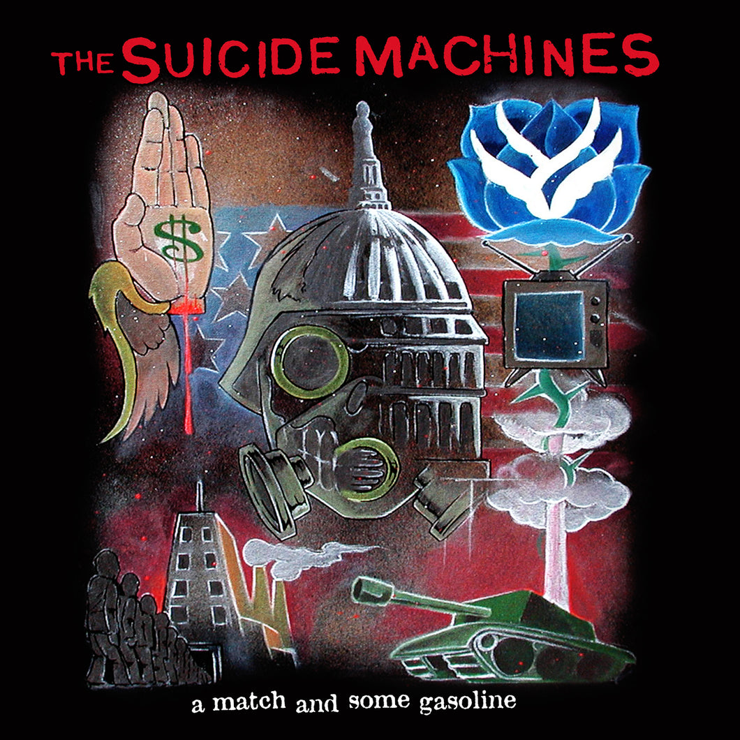 The Suicide Machines - A Match & Some Gasoline Digital Download