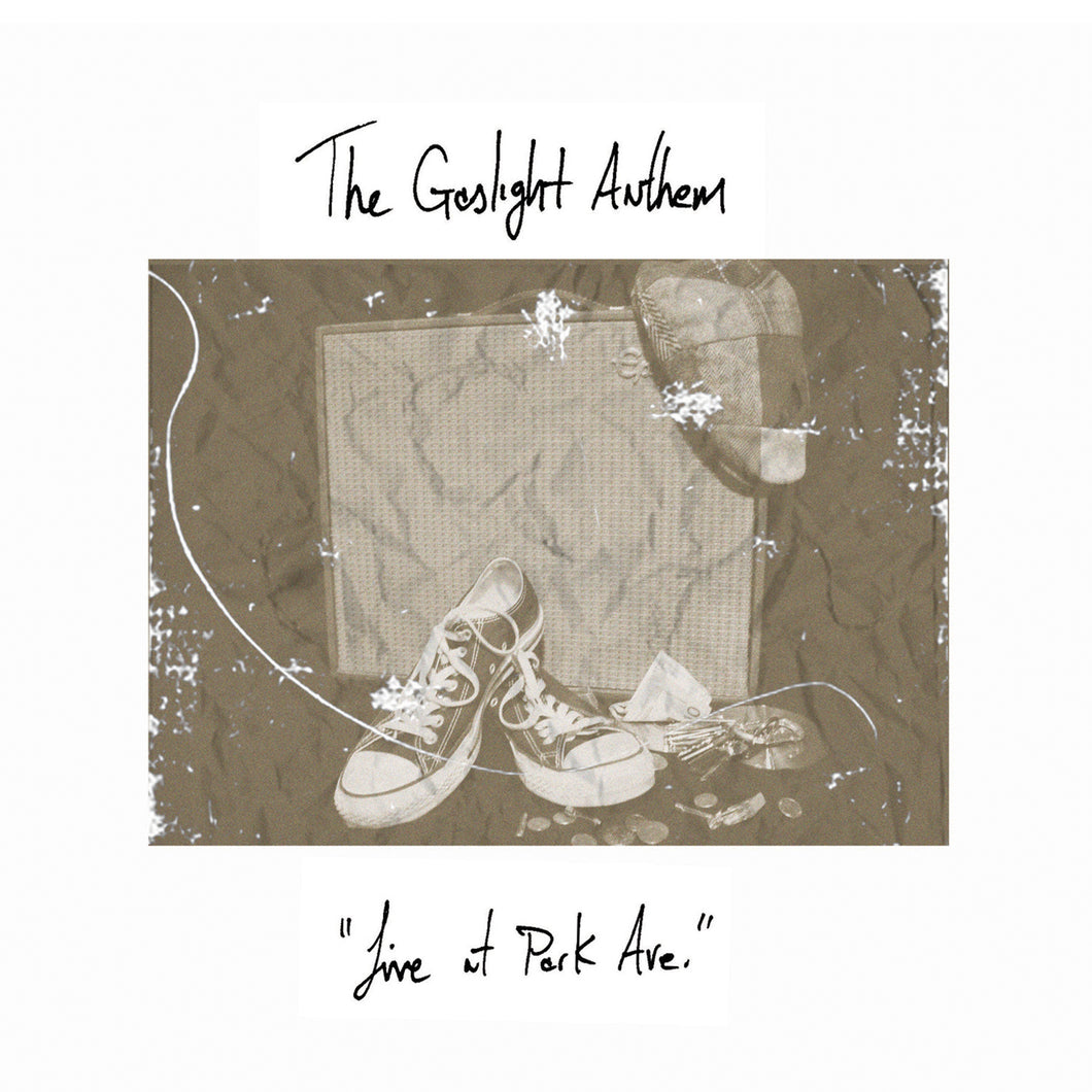 The Gaslight Anthem - Live at Park Ave Digital Download