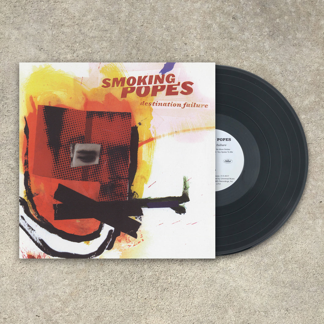 Smoking Popes - Destination Failure Lp