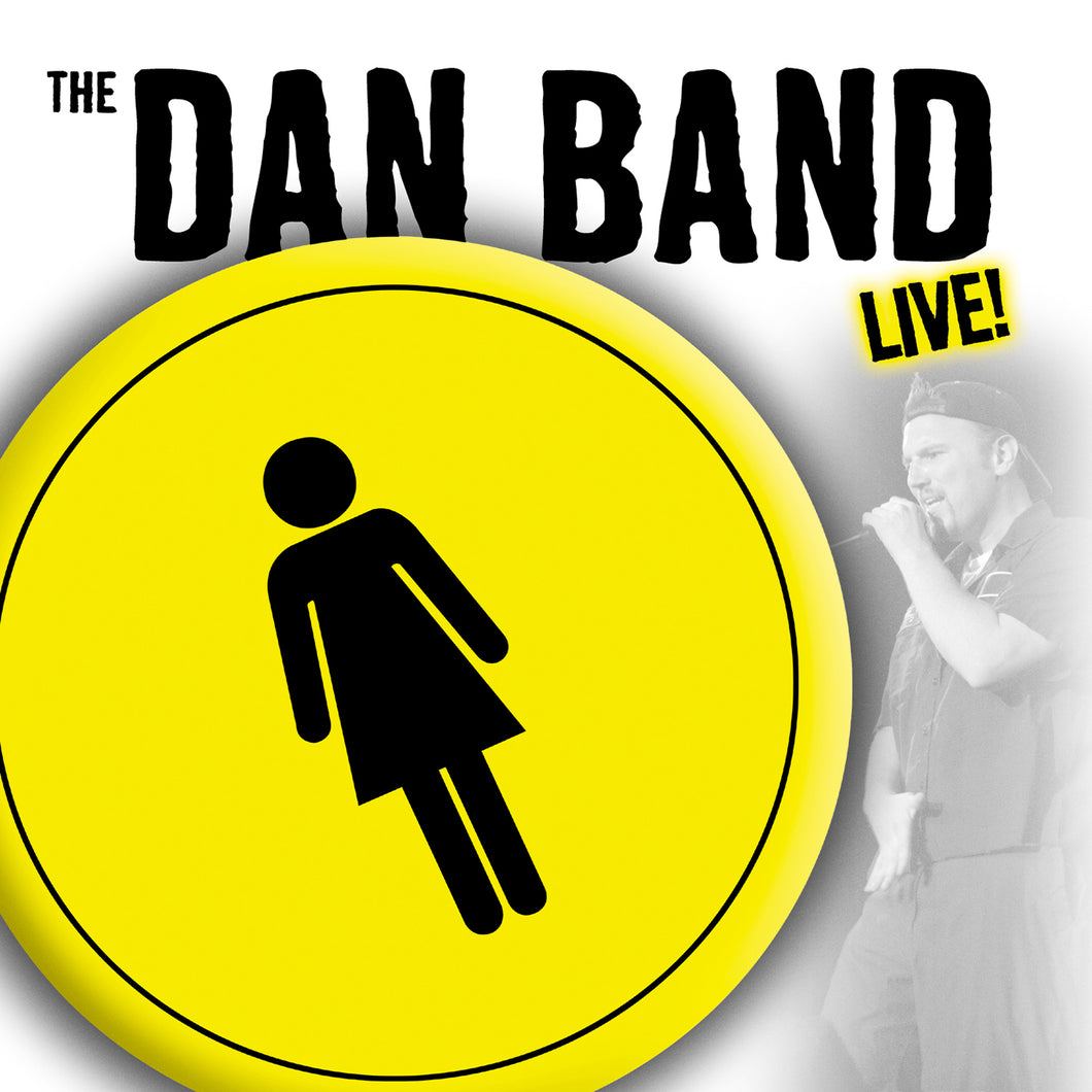 The Dan Band - Live! Digital Download