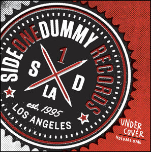 Side One Dummy- Under Cover Vol.1  7""