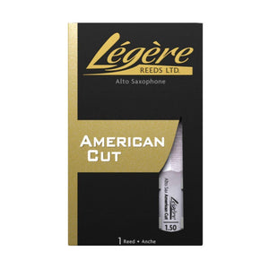 American Cut Saxophone Reeds - Counterpoint Music