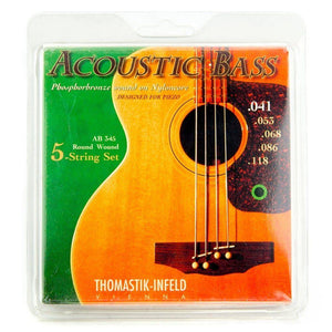 Acoustic Bass Guitar Strings - Counterpoint Music