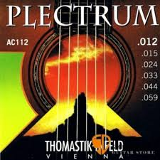 Plectrum 12 String Acoustic Guitar Strings