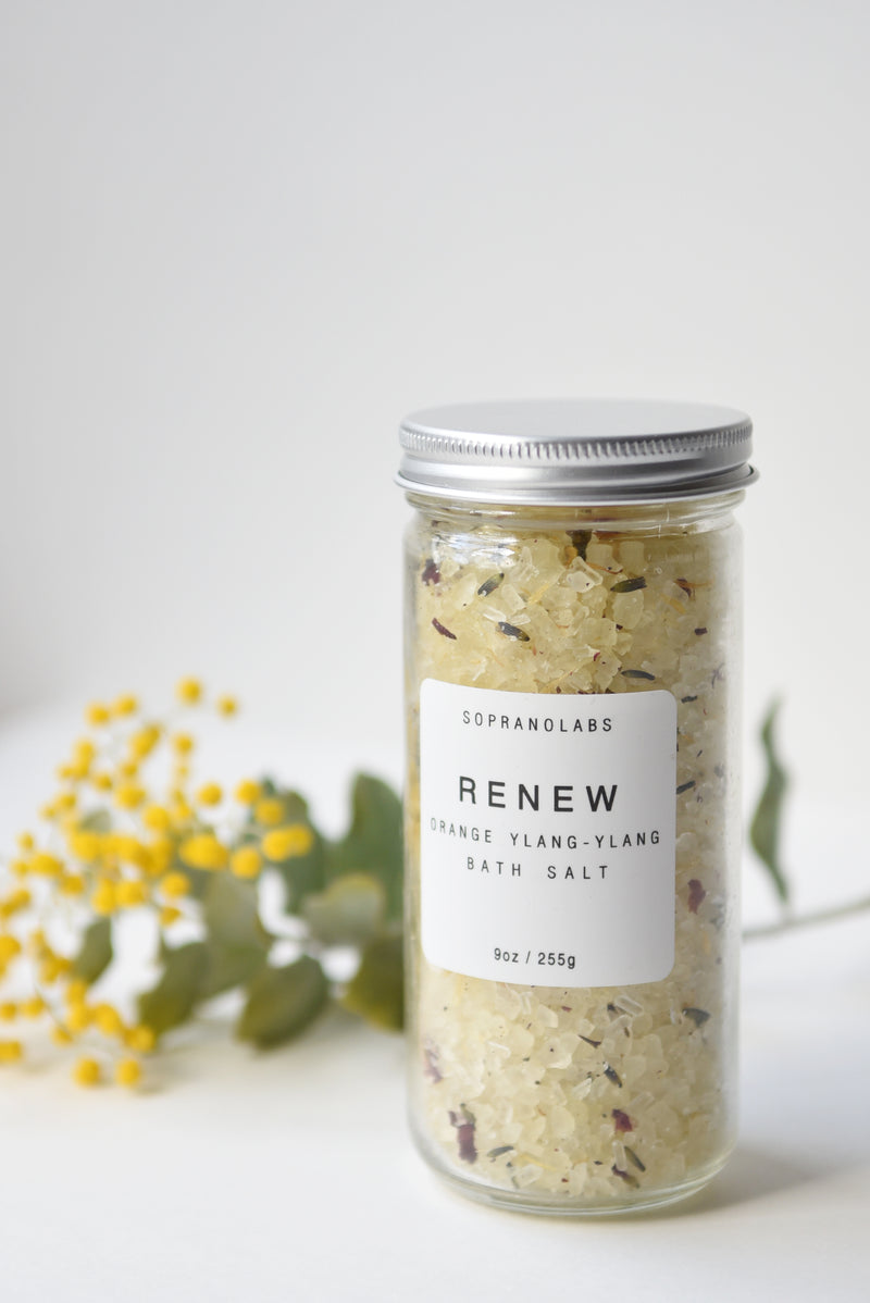 Ylang-Ylang Bath Salts