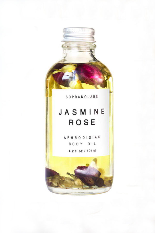 Jasmine & Rose Body Oil