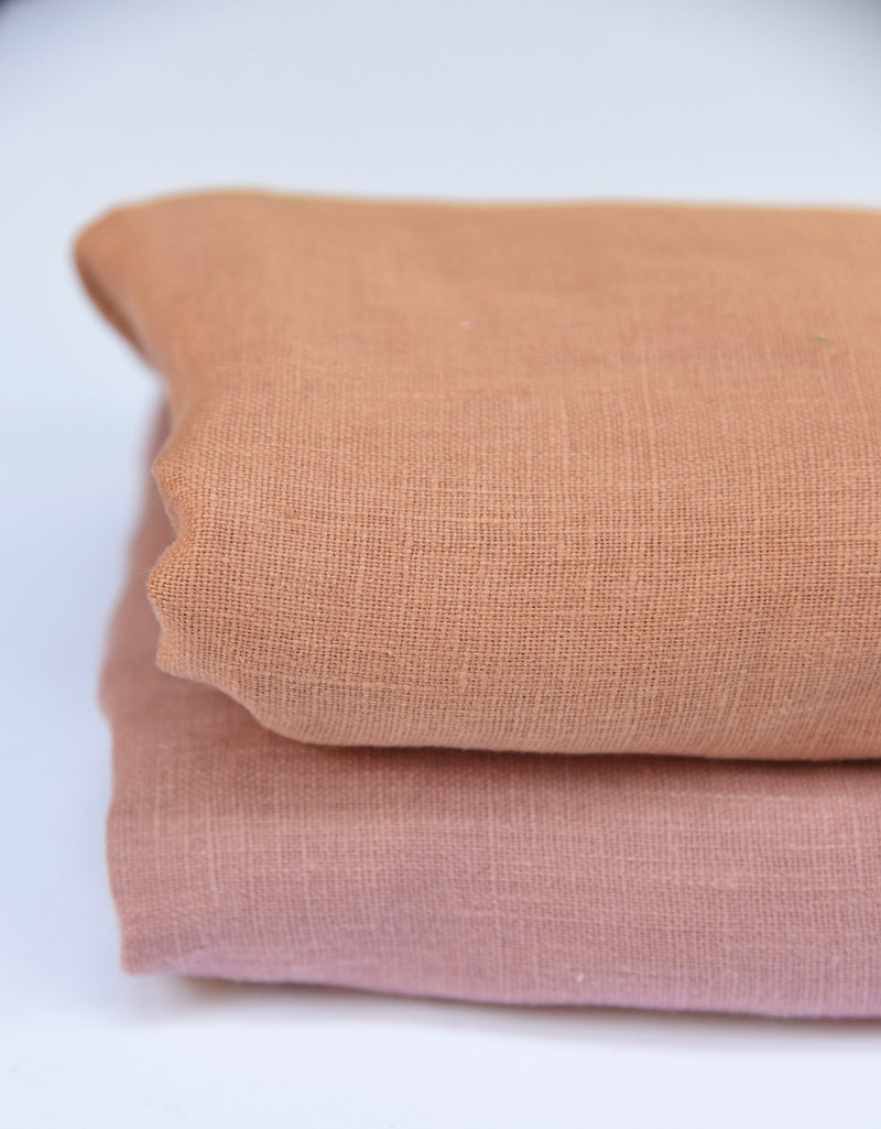 Rose // Linen Collection 76""
