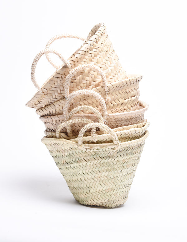 Small Traditional Basket