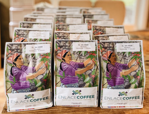 A Taste of Change! 3-month ENLACE Coffee Subscription