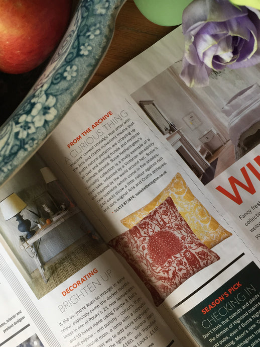 Homes & Antiques, February 2017