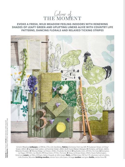 Country Homes & Interiors, May 2018