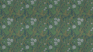 'Waterlily' fabric