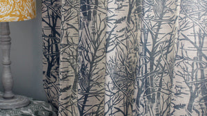 'Under Hillway Coppice' fabric