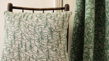 Load image into Gallery viewer, 'Sycamore' Cushion, green
