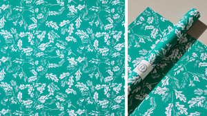 'Canopy' wrapping paper