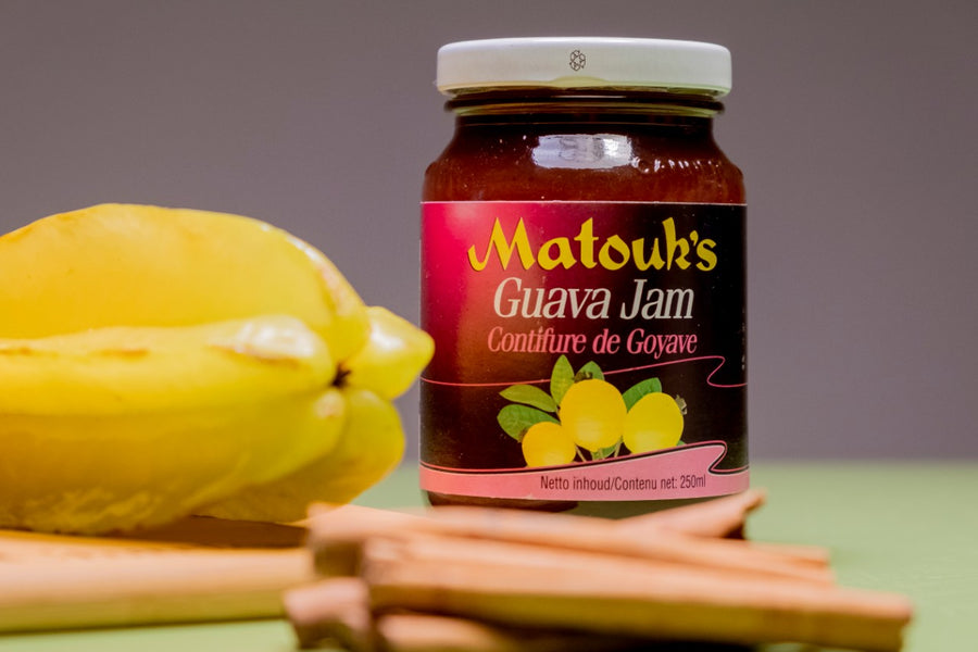 Exotic Guava Fruit Preserve