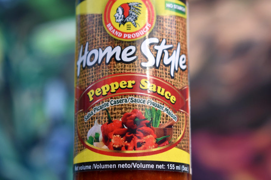 Chief Home Style Hot Sauce