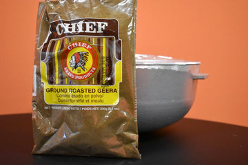 Chief Roasted Geera (Cumin)