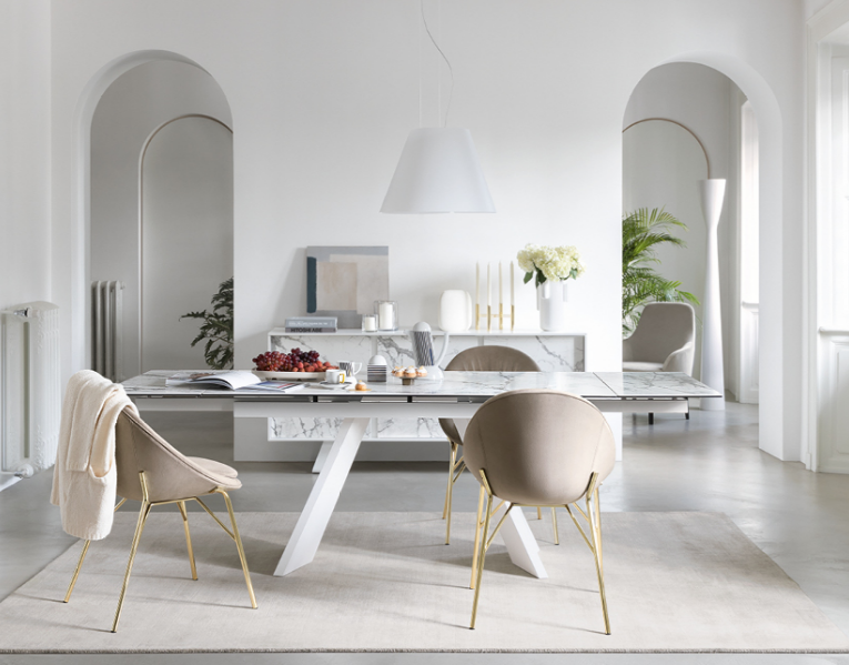 Calligaris dining set