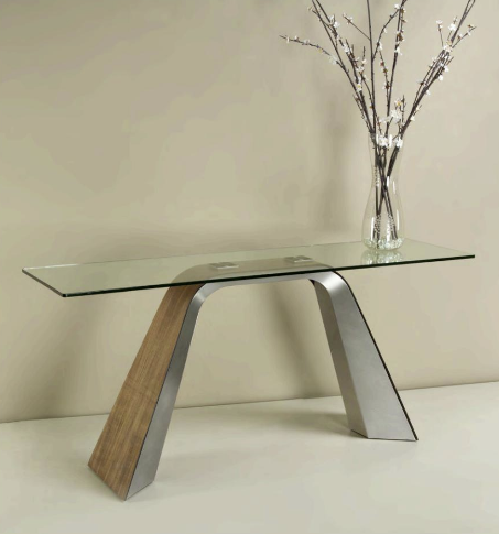 Elite Modern console table