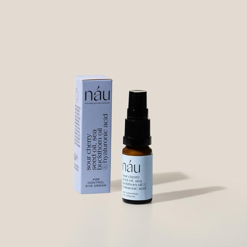 Age-Control Eye Cream 12.5mL | náu skin – Farm-to-Face Natural Skincare