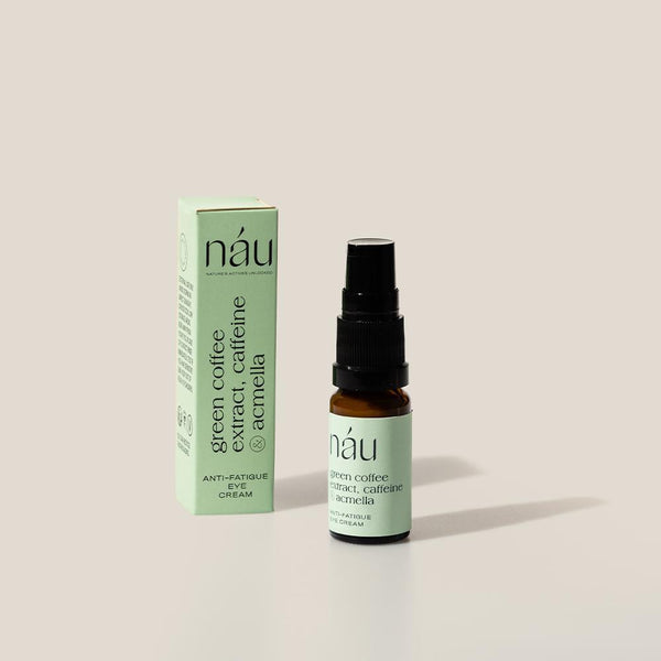 Anti-Fatigue Eye Cream 12.5mL | náu skin – Farm-to-Face Natural Skincare