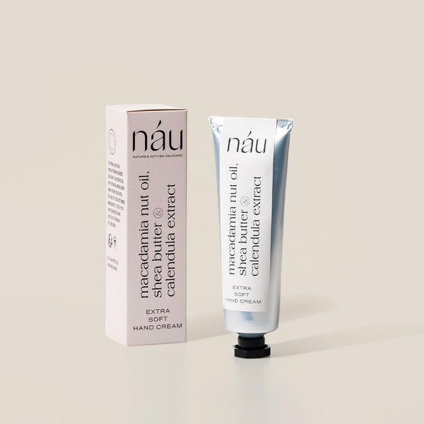 Extra Soft Hand Cream 50mL | náu skin – Farm-to-Face Natural Skincare