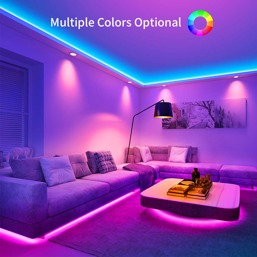 Room led strip lights