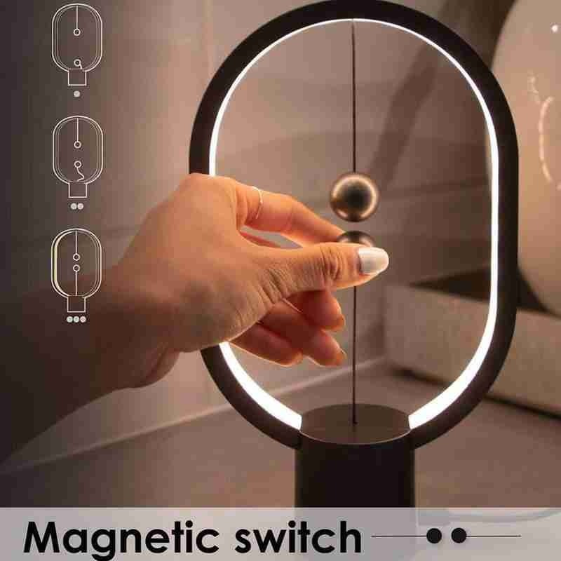 Magnetic Lamp