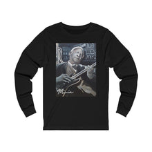 Load image into Gallery viewer, BB King on Beale Street Unisex Jersey Long Sleeve Tee