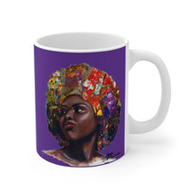 Load image into Gallery viewer, Hair 1 Purple Mug