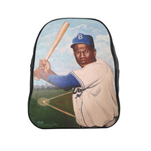 Load image into Gallery viewer, Jackie Robinson Backpack