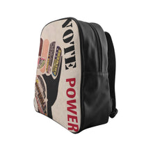 Load image into Gallery viewer, Vote Power Backpack